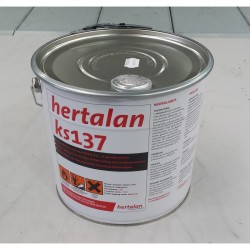 Hertalan KS137 Contact Adhesive 5.3Kg (10sq.m)