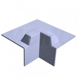 PROGRP C4 Fibreglass Internal Universal Corner Upstand Kerb
