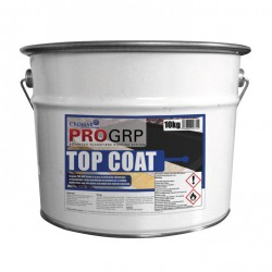 PROGRP 25 Topcoat 10kg Tin (22sq.m)