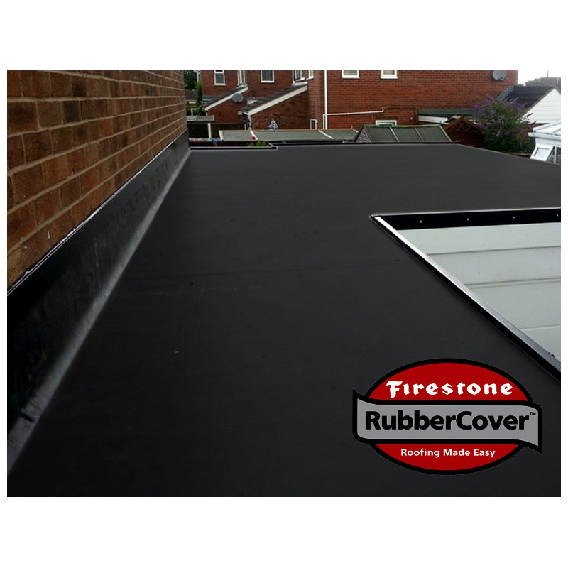 Firestone EPDM Rubber Roofing Various Sizes