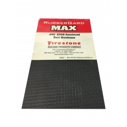 Firestone Max Reinforeced EPDM cut to size – per sq.m