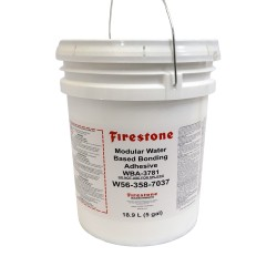 Firestone Water Based Adhesive 2.5L (10sq.m)