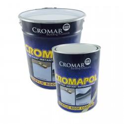Cromapol Temporary Waterproofing 20Kg (Grey)