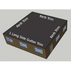 HERTALAN EPDM 1.2mm Roof Kit